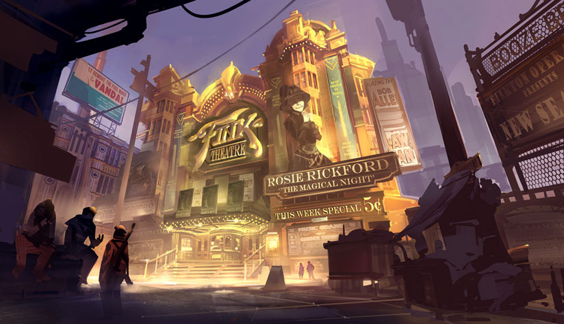 How a fan designed a plasmid in BioShock Infinite's upcoming DLC