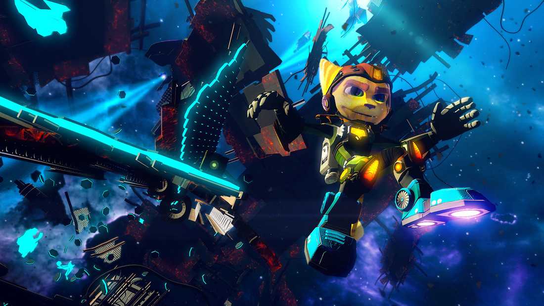 Ratchet & Clank: Into the Nexus retail copies include free Booty