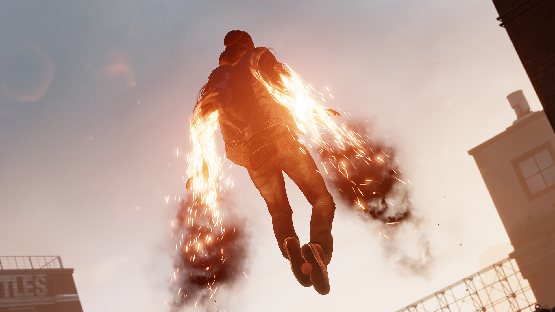 Infamous: Second Son available in Limited and Collector's editions