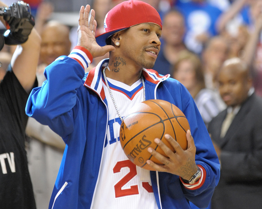 Allen Iverson to officially announce retirement at 76ers home opener