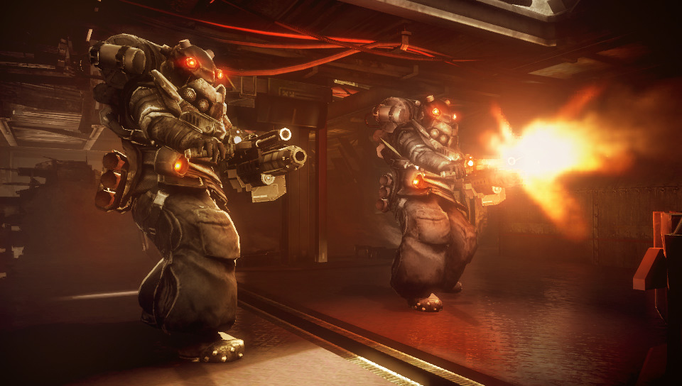 Killzone: Mercenary's 1.1 GB multiplayer patch is available now