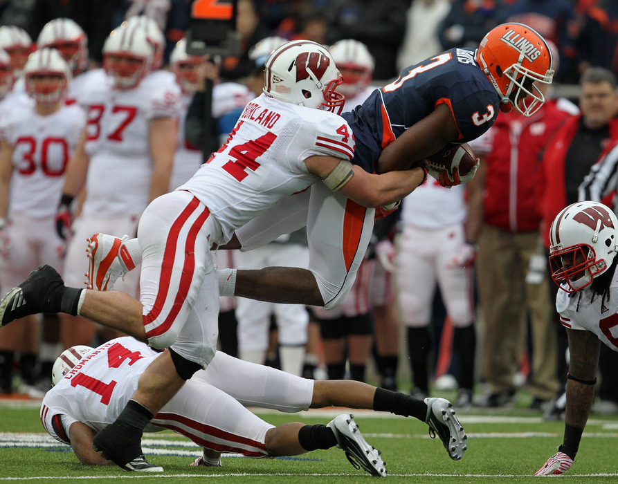 Chris Borland is great, but he is not perfect.