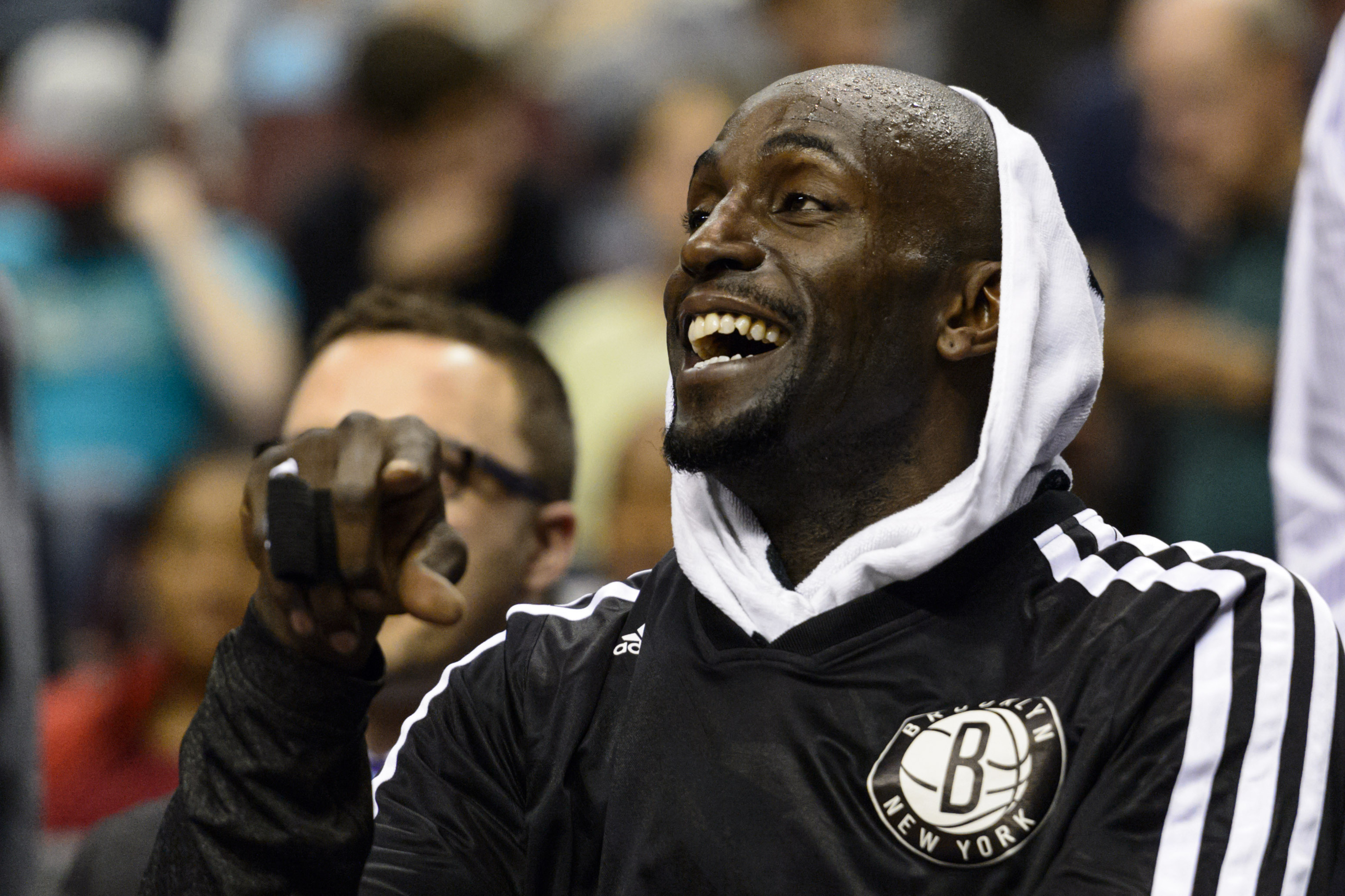 Kevin Garnett: LeBron just needs to 'worry about Miami'