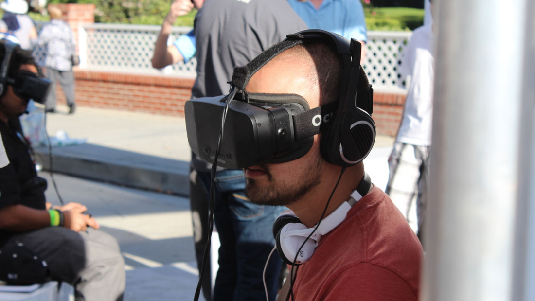 Oculus Rift 4K display in the works