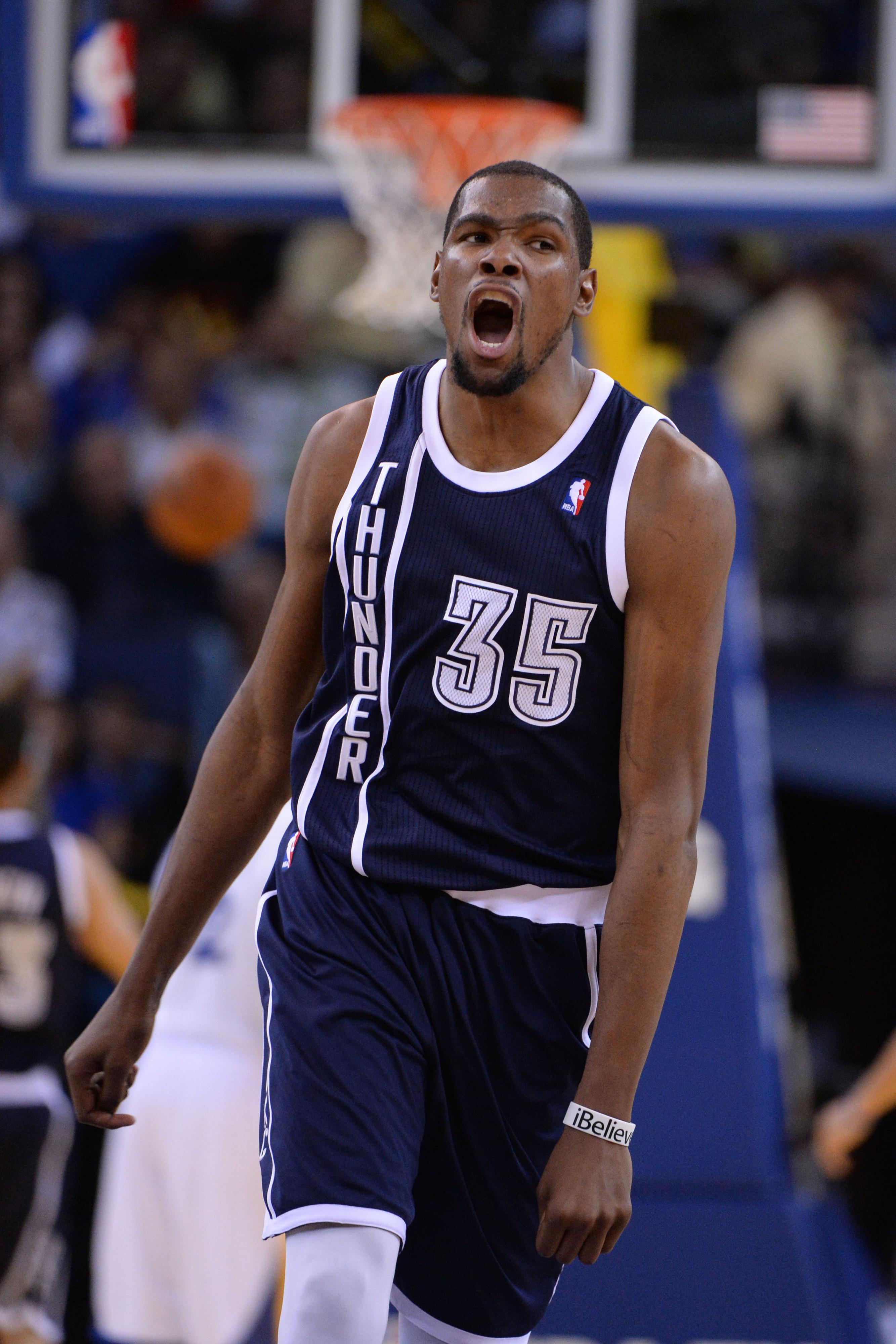 Oklahoma City Thunder schedule 2013: Statement games define season