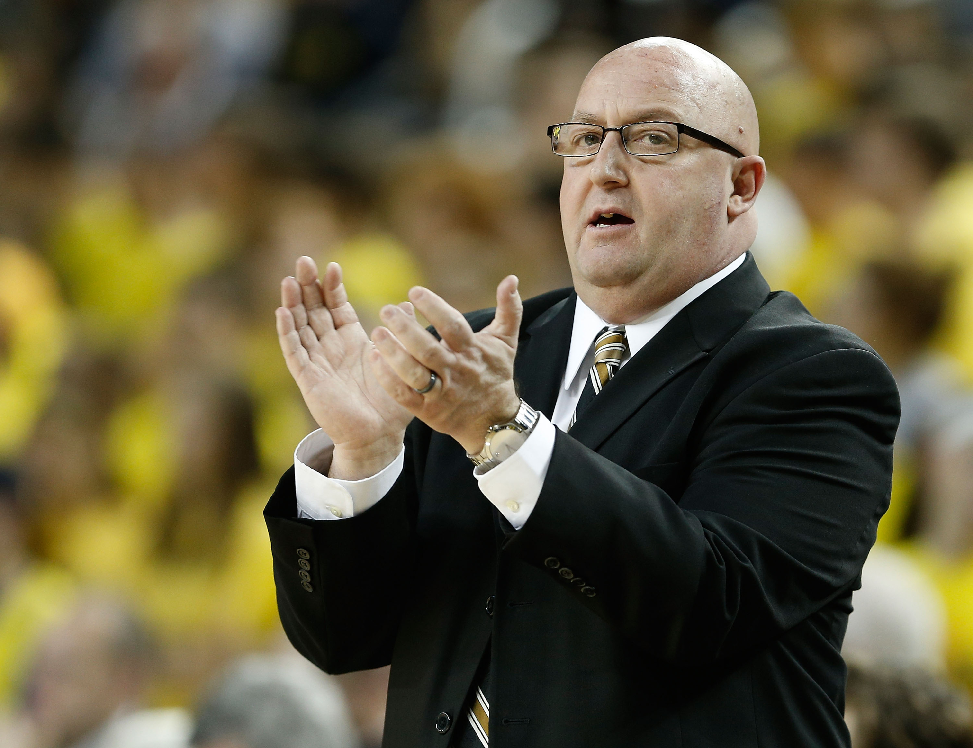 Will Coach Mack be able to get more from Matt Stainbrook than Coach Hawkins could?