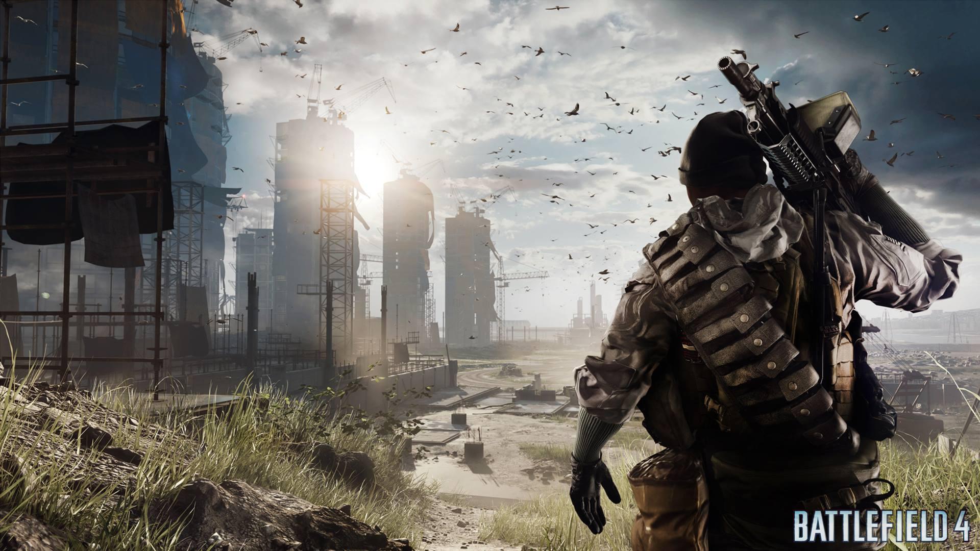 Battlefield 4 developer details multiplayer progression, rewards