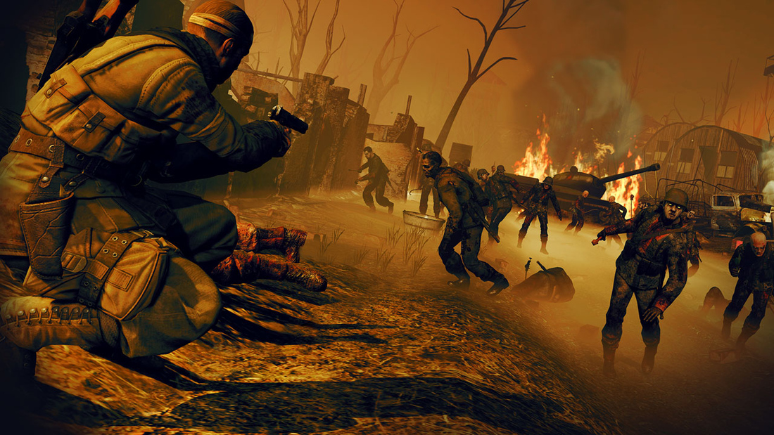 Sniper Elite: Nazi Zombie Army 2 treats players to more undead sniping Oct. 31