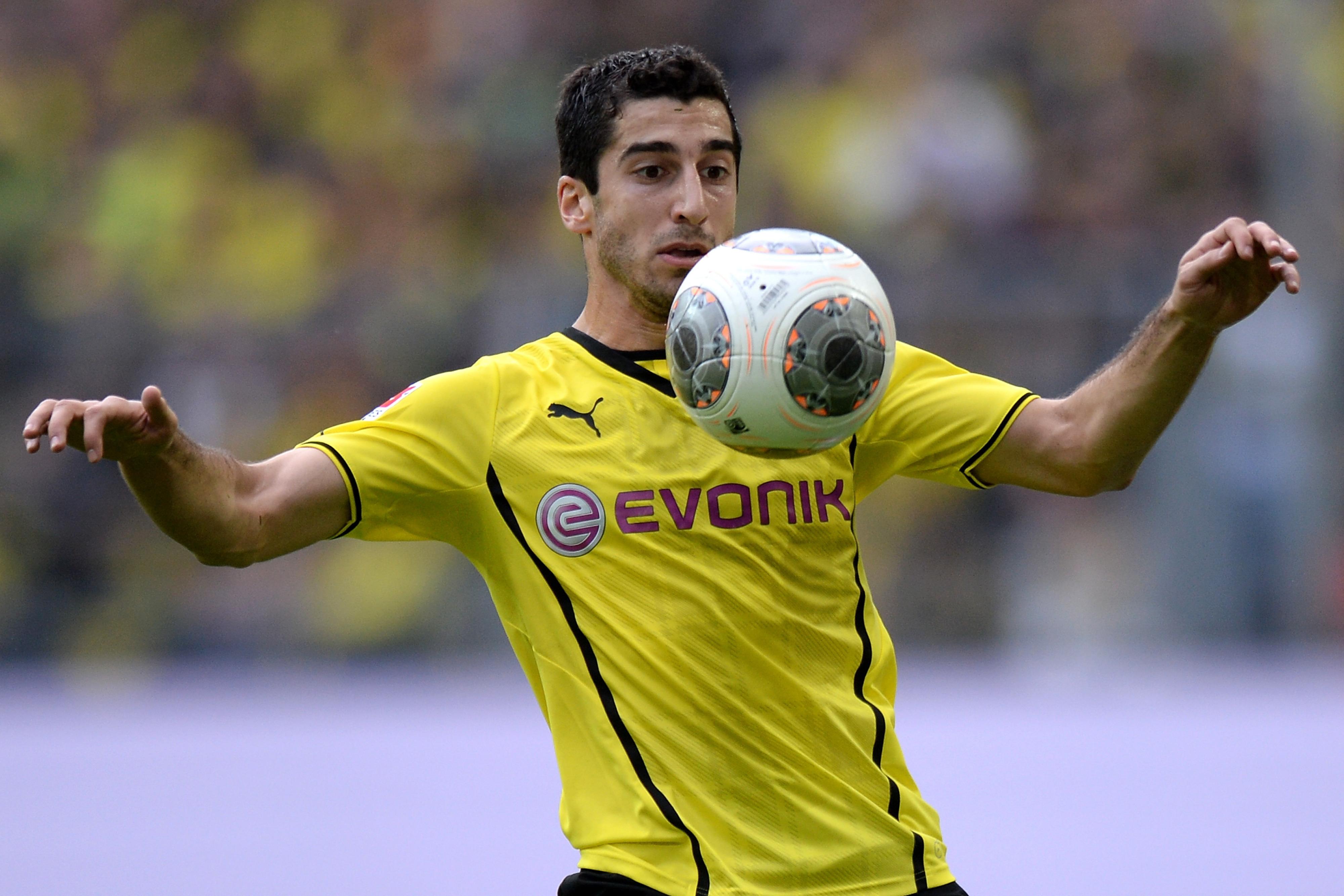 Henrikh Mkhitaryan is ideal for Borussia Dortmund