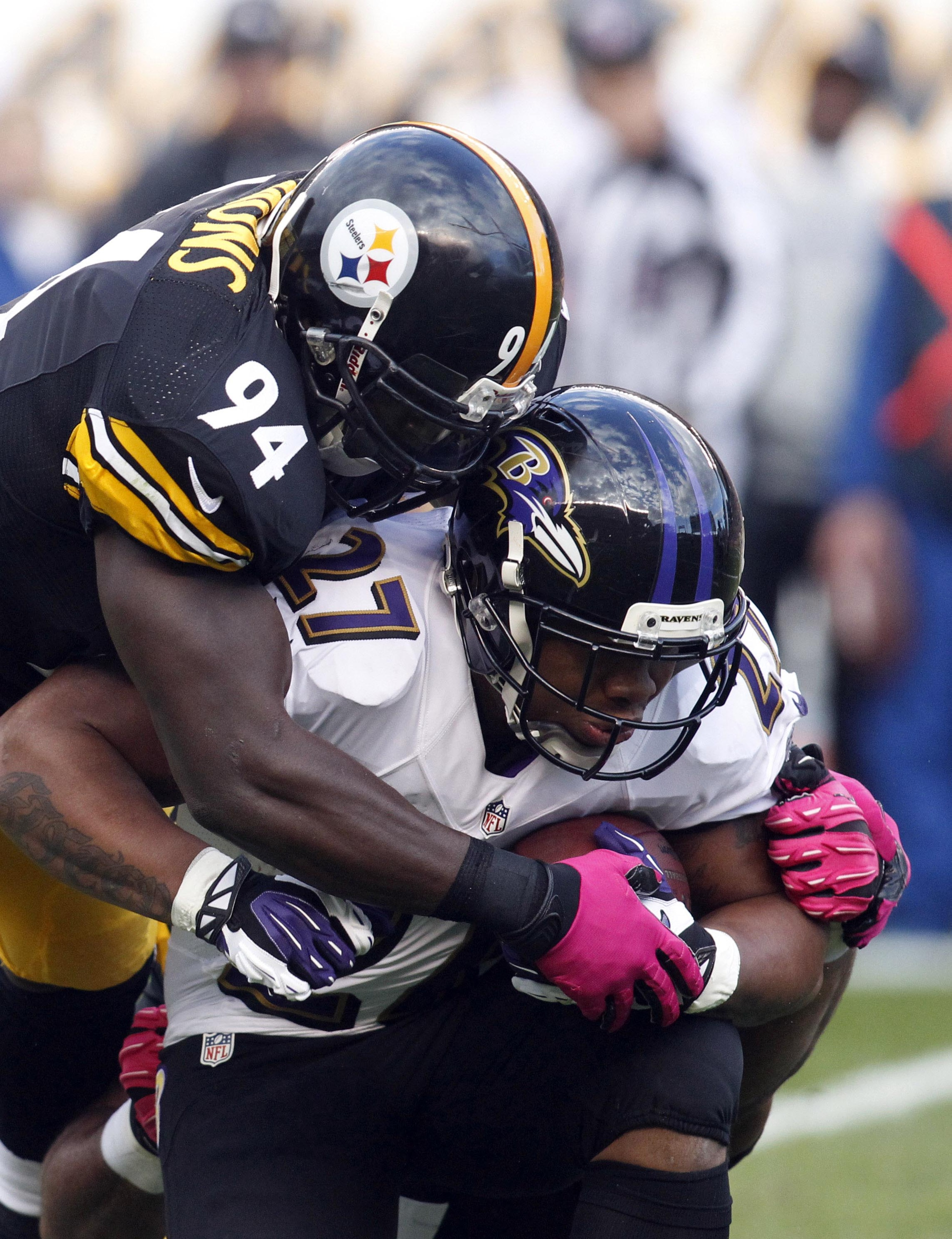 Timmons registered 17 tackles against the Baltimore Ravens this Sunday.