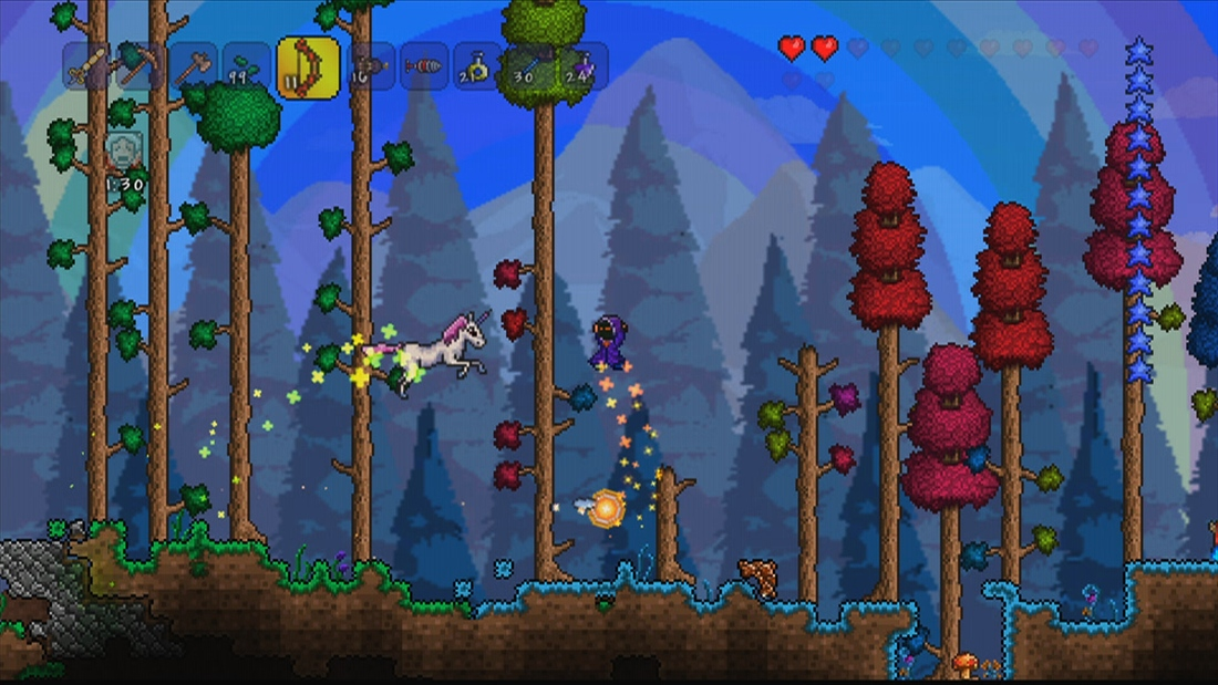 Terraria 2 coming to multiple platforms, except the 3DS