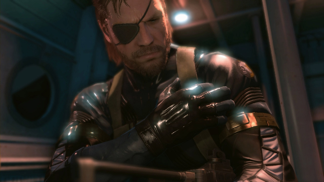 Kojima discusses Metal Gear Solid 5, open worlds and the need for the Ground Zeroes prologue