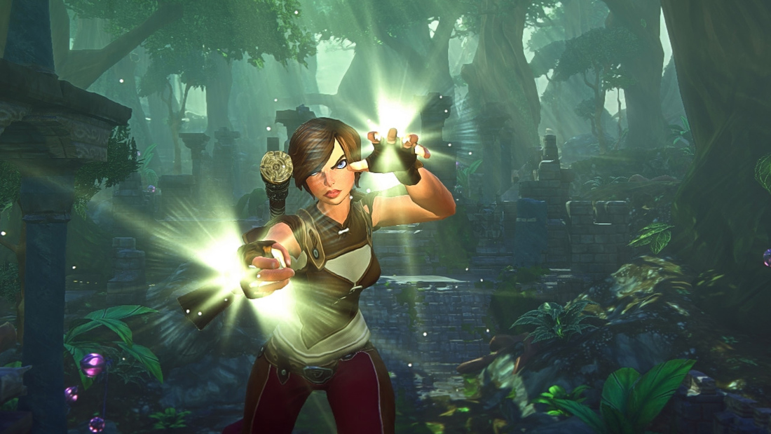 Here's how to sign up now for EverQuest Next's betas