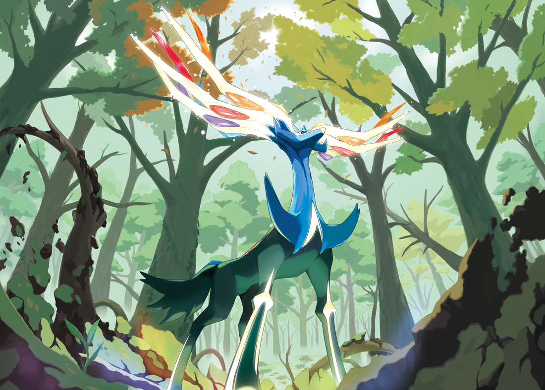 How Game Freak built the new creatures and 3D models of Pokemon X and Y
