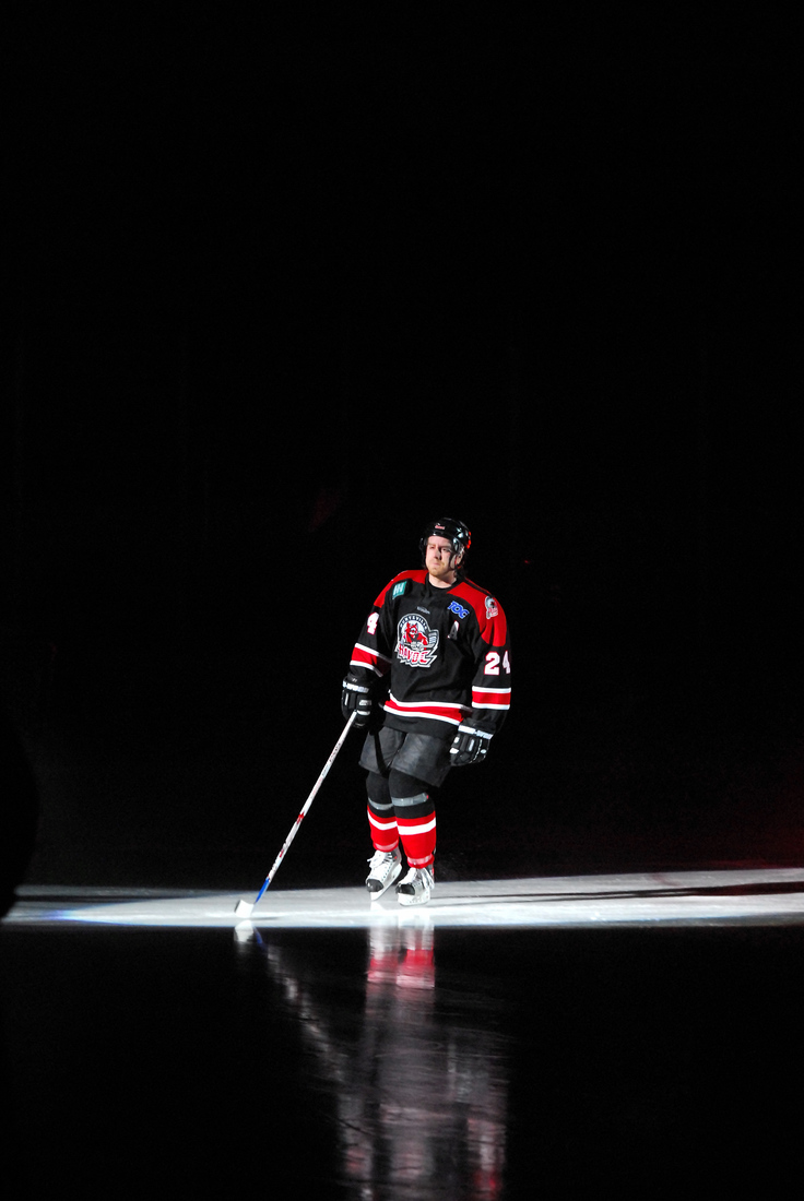 Former Huntsville Havoc defenseman was a journeyman in the minors who never lost his love for the game.