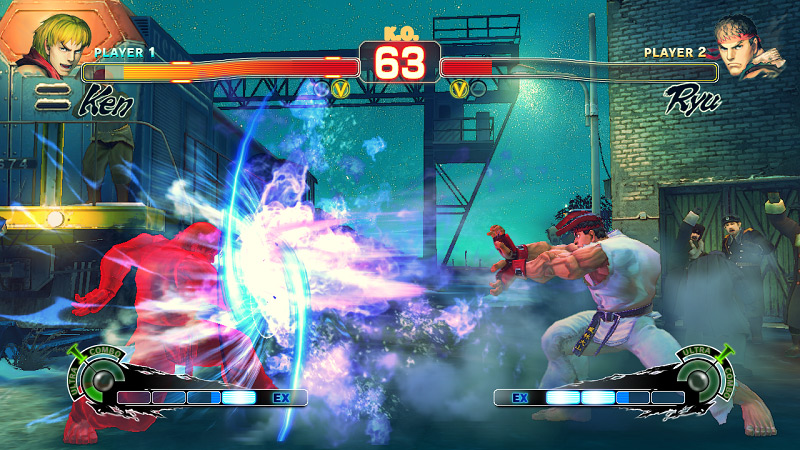 Ultra Street Fighter 4 adds Double Ultra Combos, Red Focus Attacks
