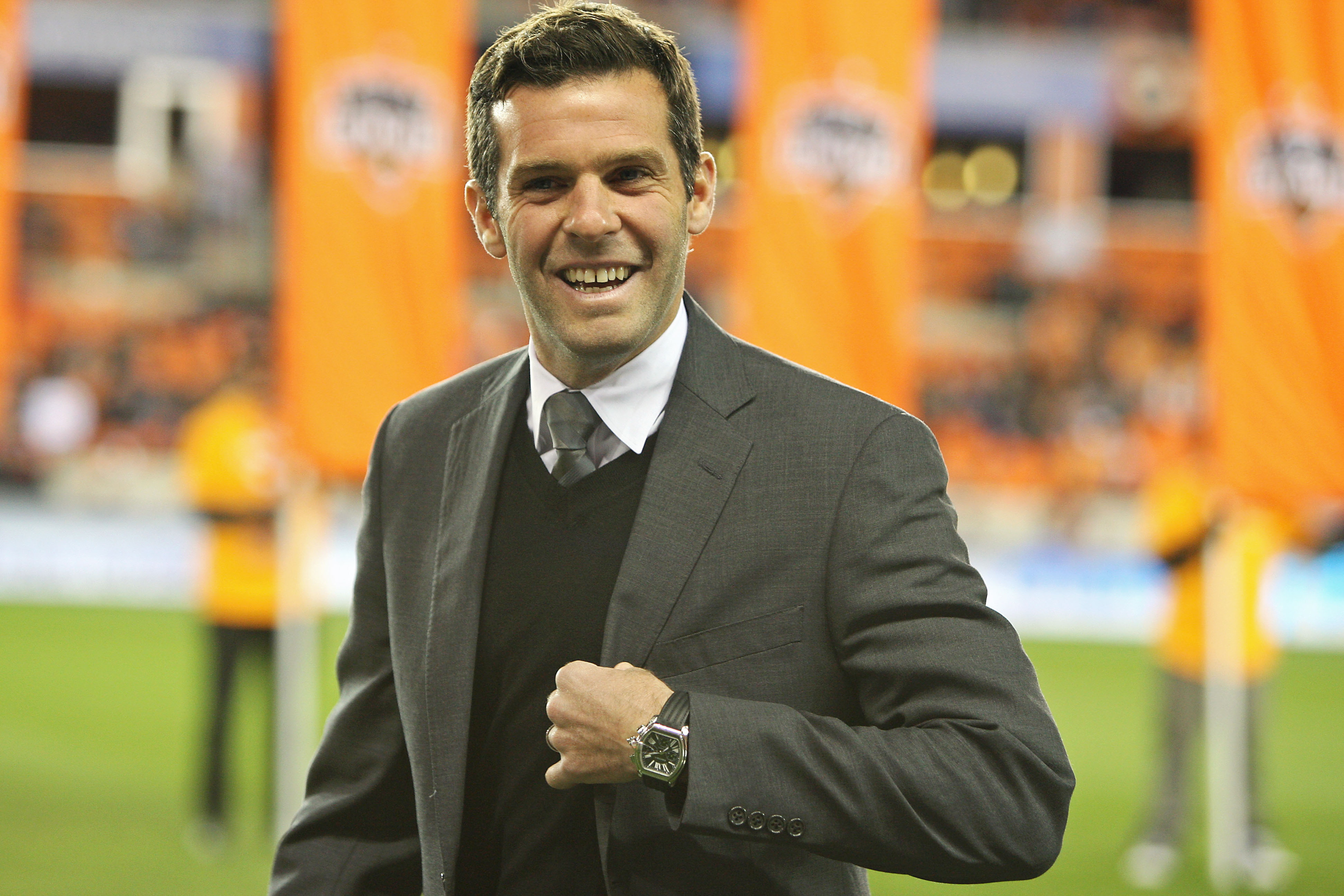 Ben Olsen has every reason to smile given the unprecedented means he'll have to improve his side in 2014.