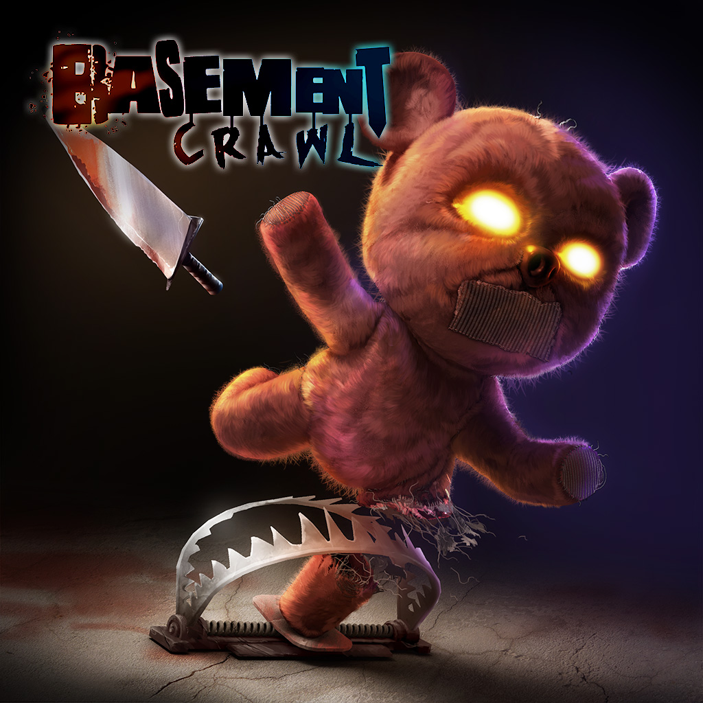 Basement Crawl headed to PS4 during its launch window