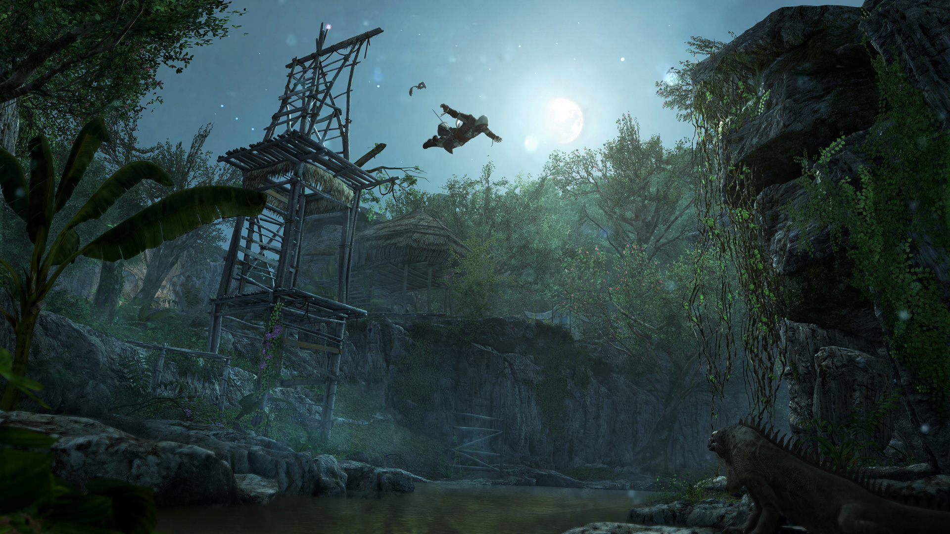 Assassin's Creed 4: Black Flag multiplayer servers already live before launch