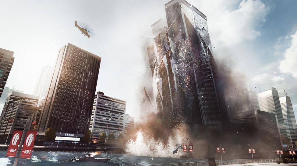 Battlefield 4 next-gen controls significantly different