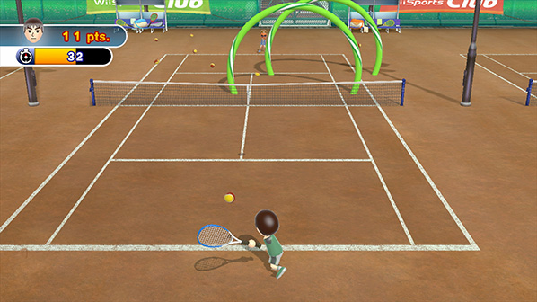 Nintendo wasn't confident in achieving online capabilities with Wii Sports Club on Wii U