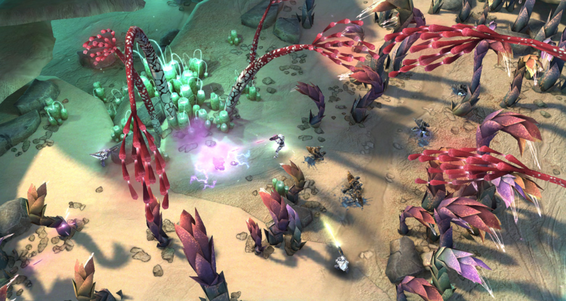 Halo: Spartan Assault headed to Xbox 360, Xbox One this holiday