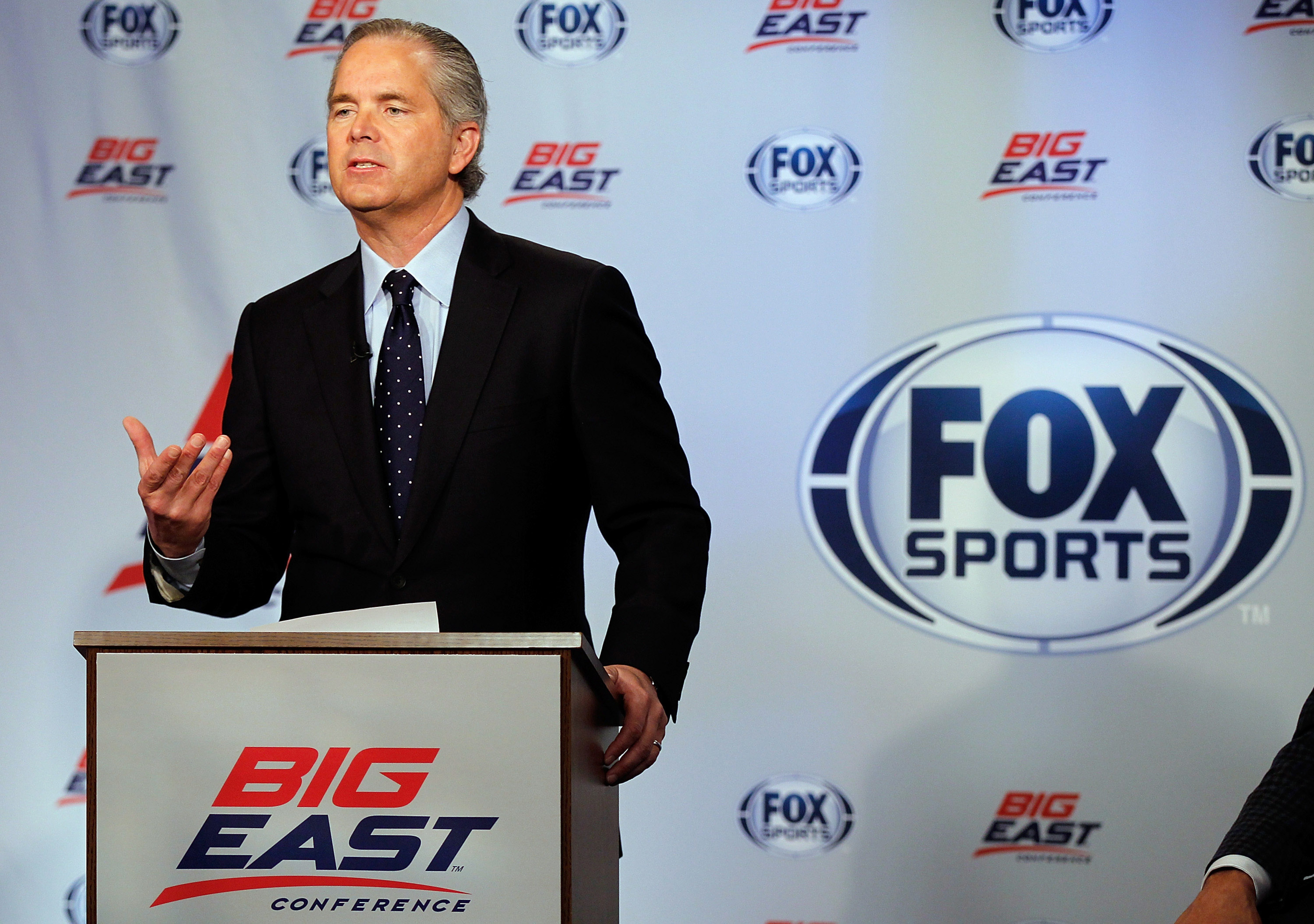 How does the nation's top analyst see the Big East this year?
