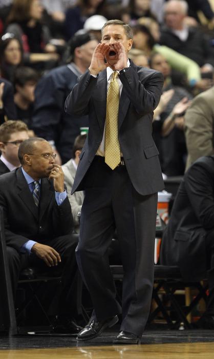 Jeff Bzdelik's coaching seat is getting awfully hot.