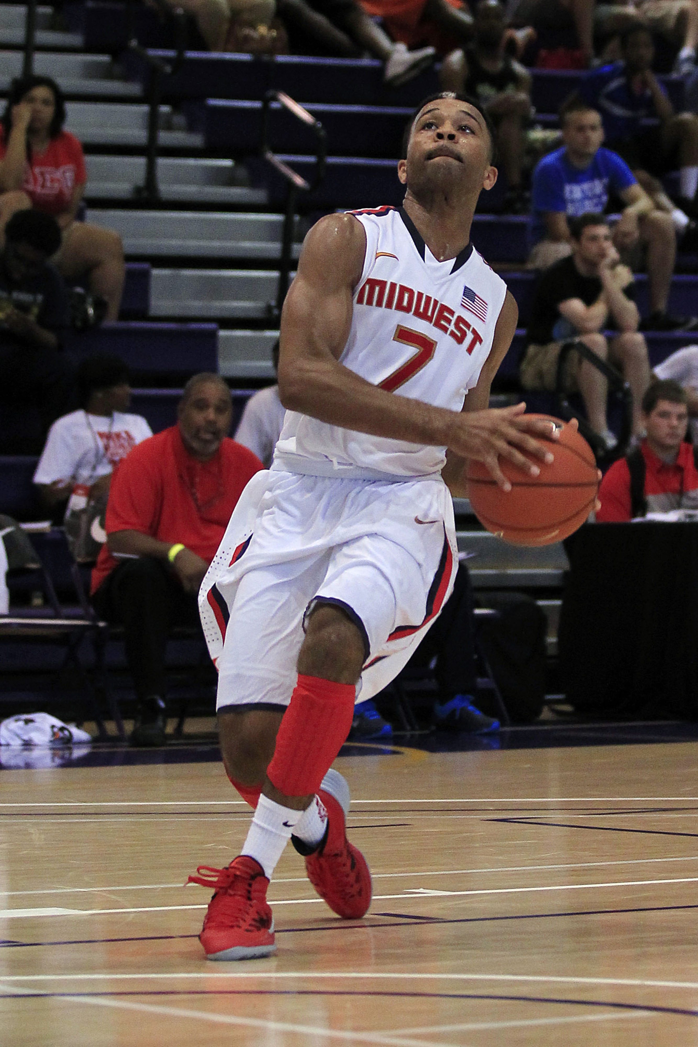 Indiana prepster James Blackmon is one of two Kentucky recruits that will announce Thursday.