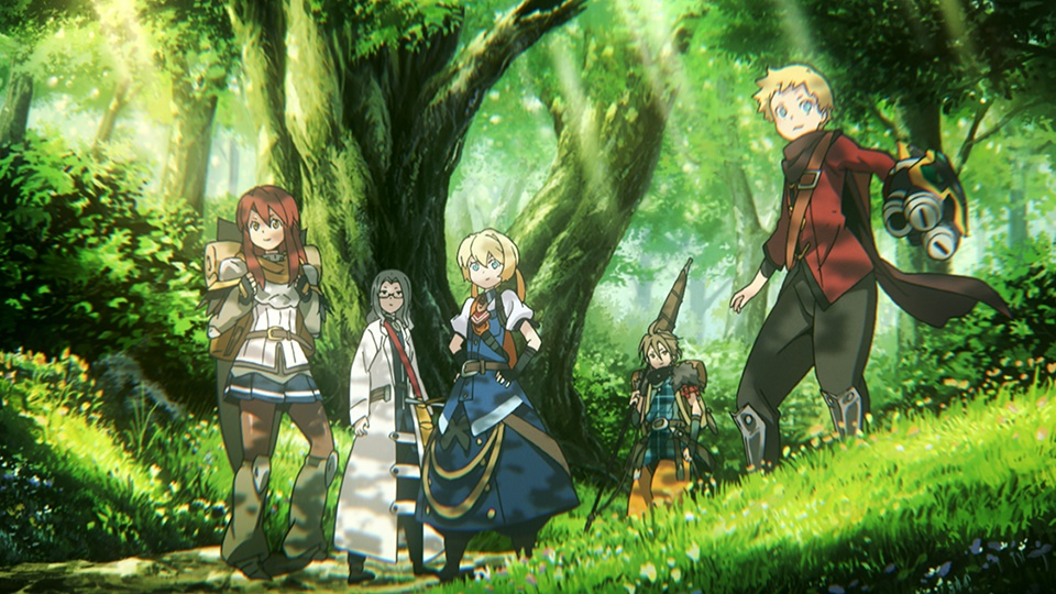 Etrian Odyssey Untold: The Millennium Girl coming to Europe and Australia in 2014