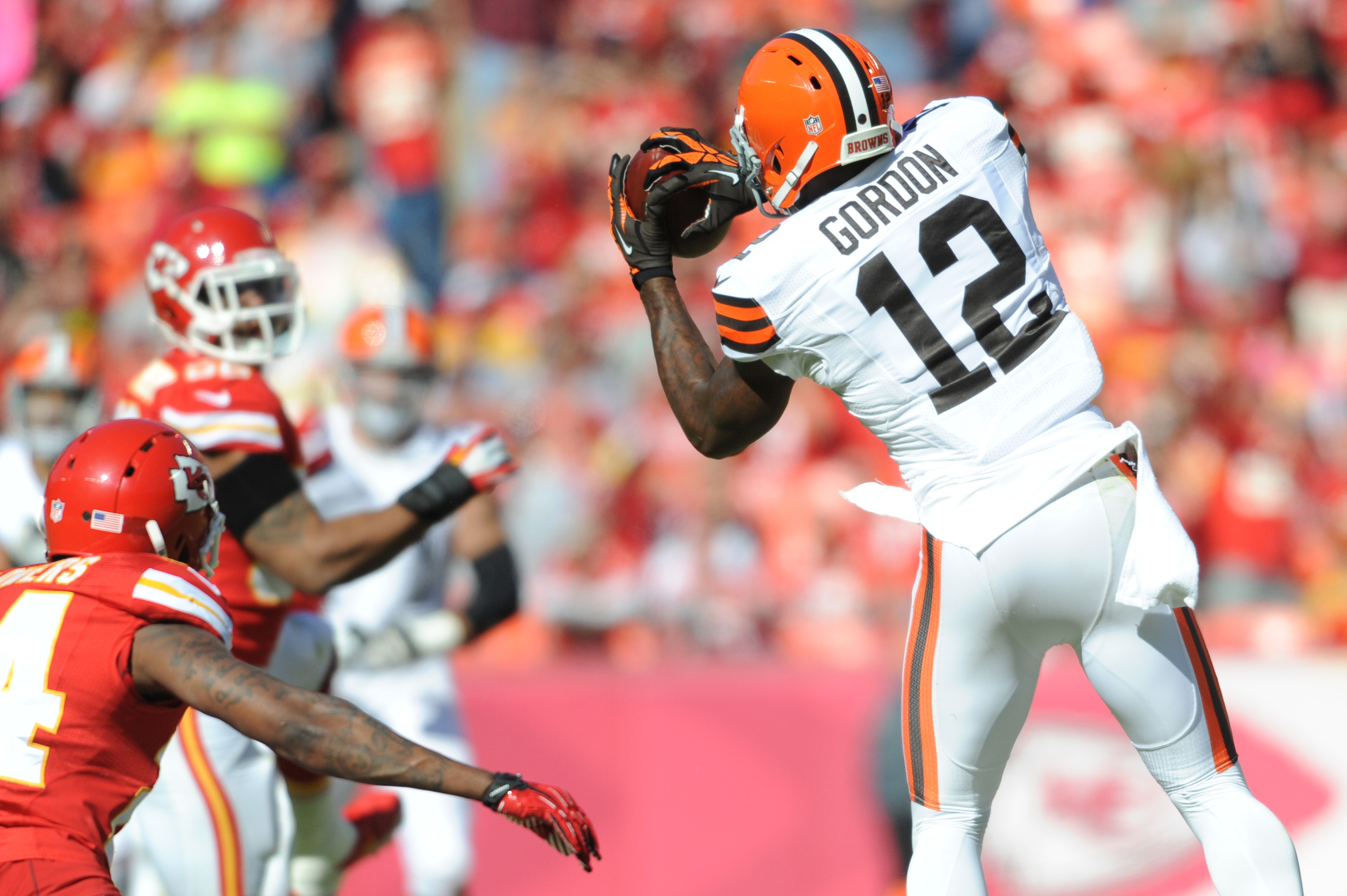 Josh Gordon trade rumors: Browns received several offers for WR, per report