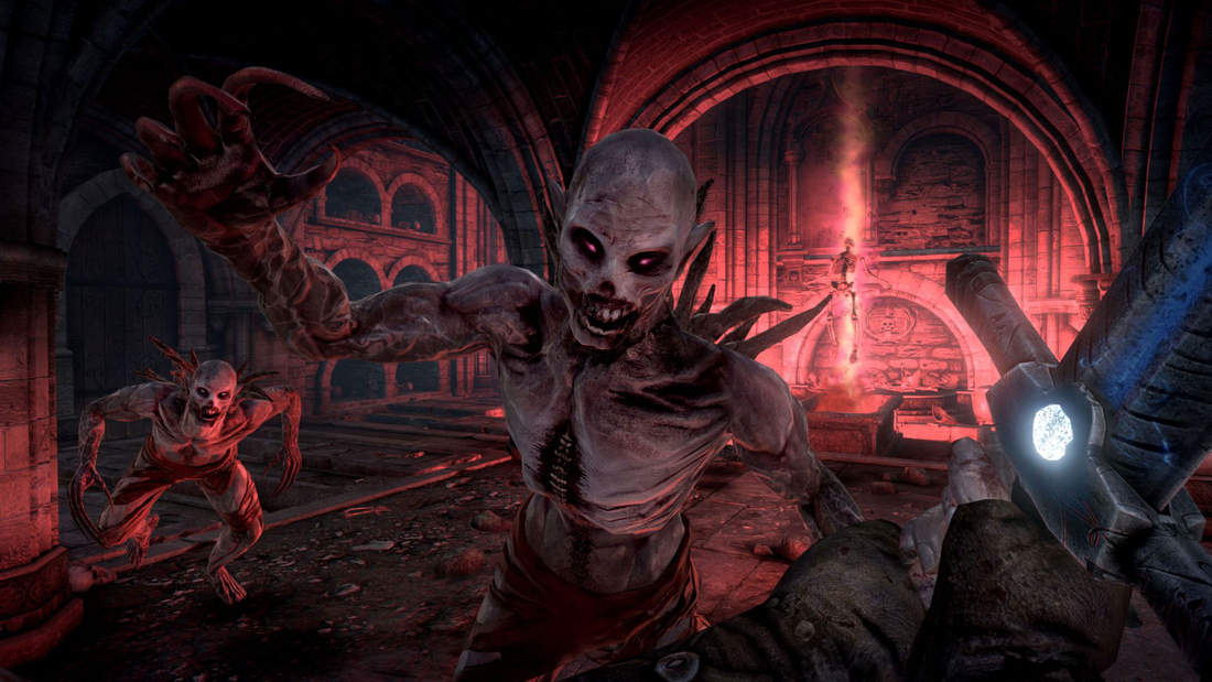 Techland's Hellraid delayed to 2014