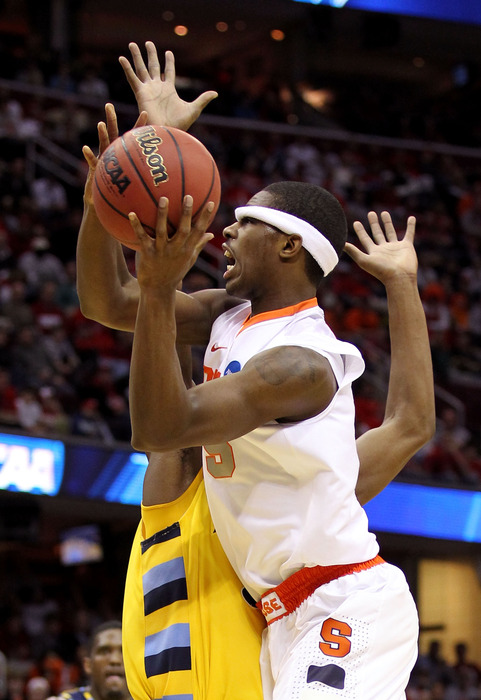 C.J. Fair is one of the best scorer's in the country and will be counted on by the Orange.