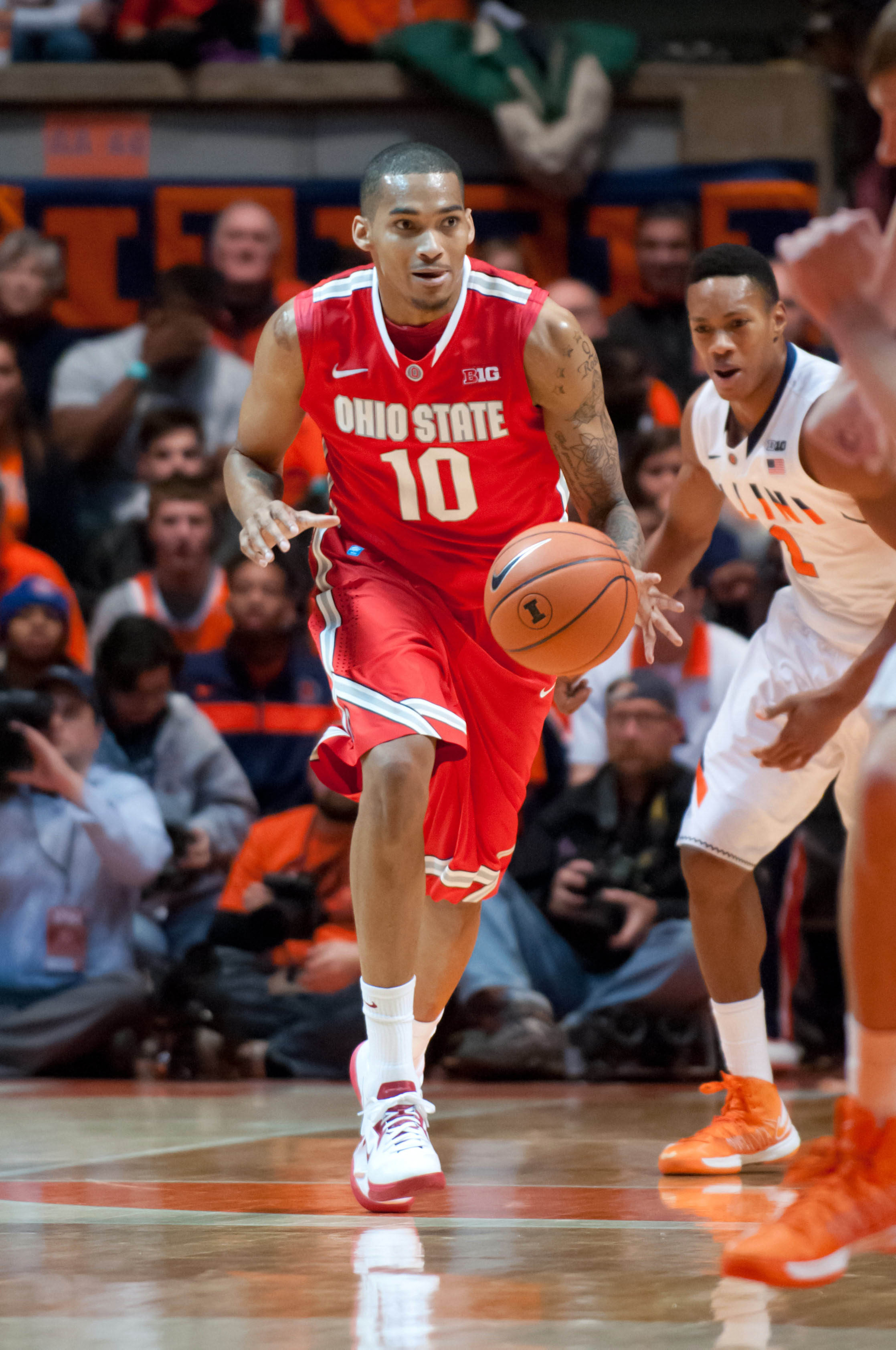 Ohio State Basketball roster 2013 - Land-Grant Holy Land