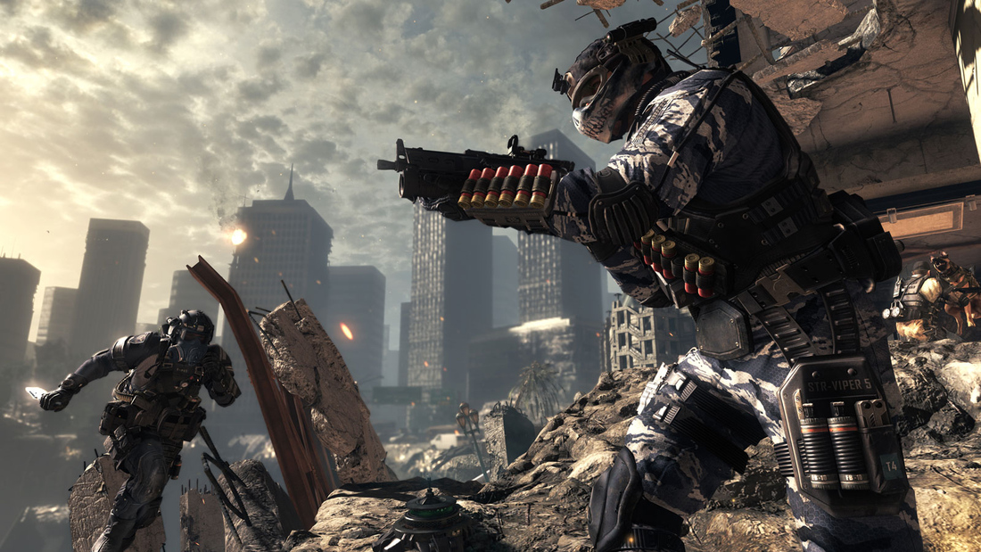 Pre-load Call of Duty Ghosts for PS3 from Nov. 3