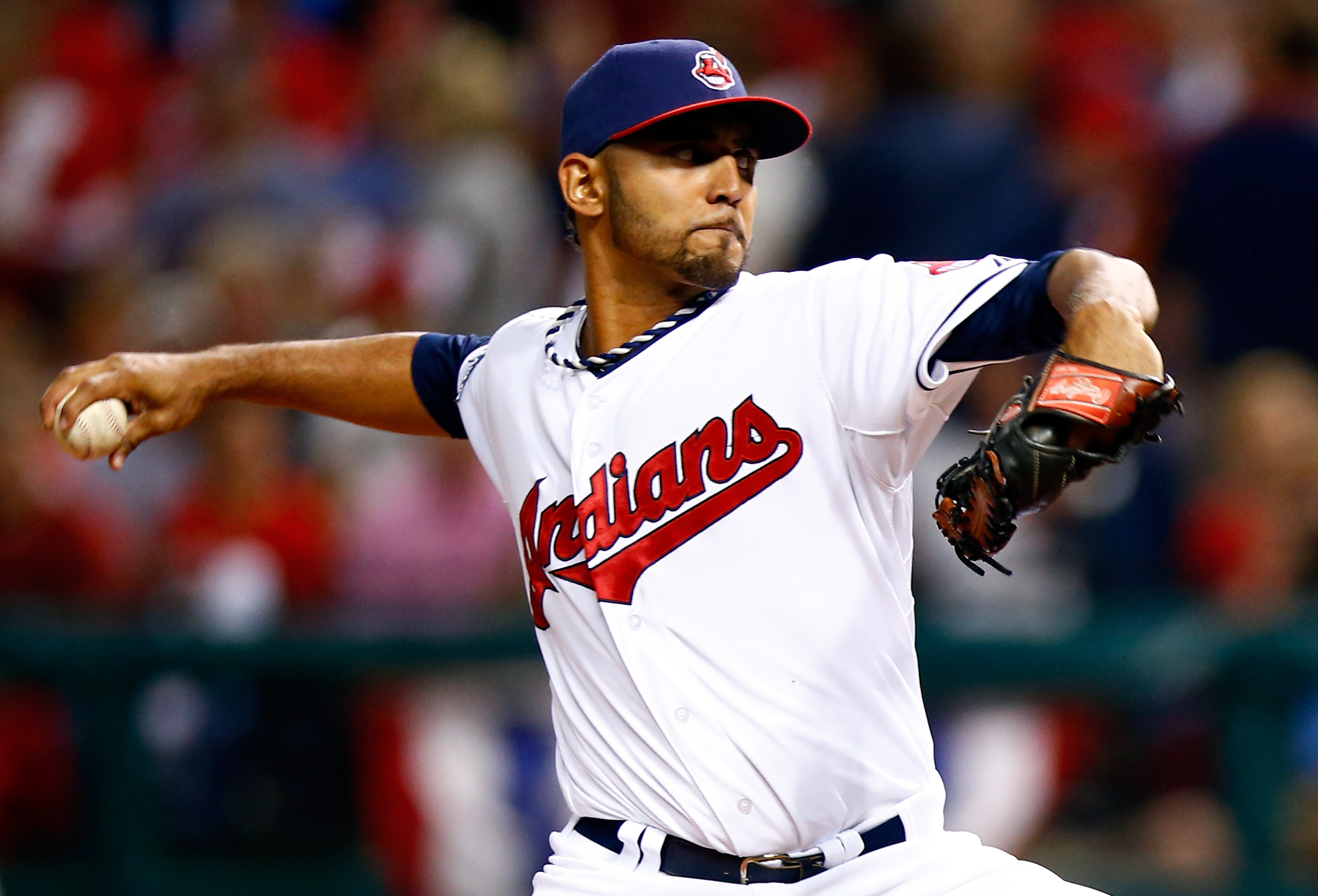 Before joining the Indians, Danny Salazar dominated the International League