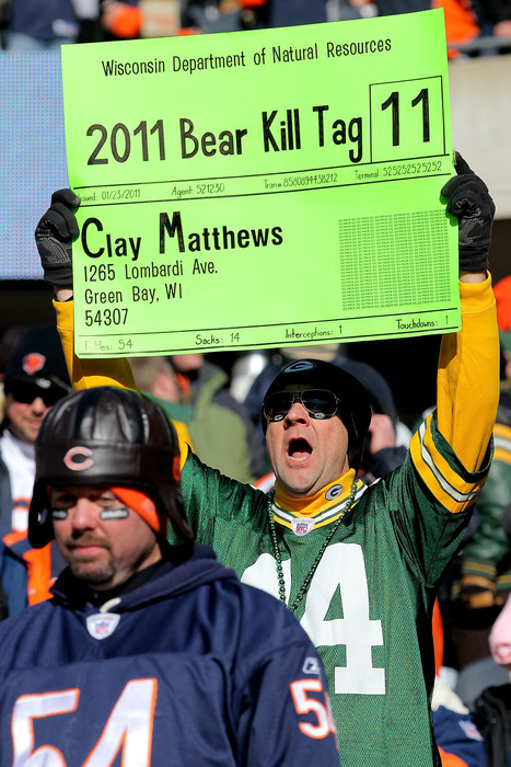 Yeah, I know Clay isn't playing. This is an awesome sign anyway.