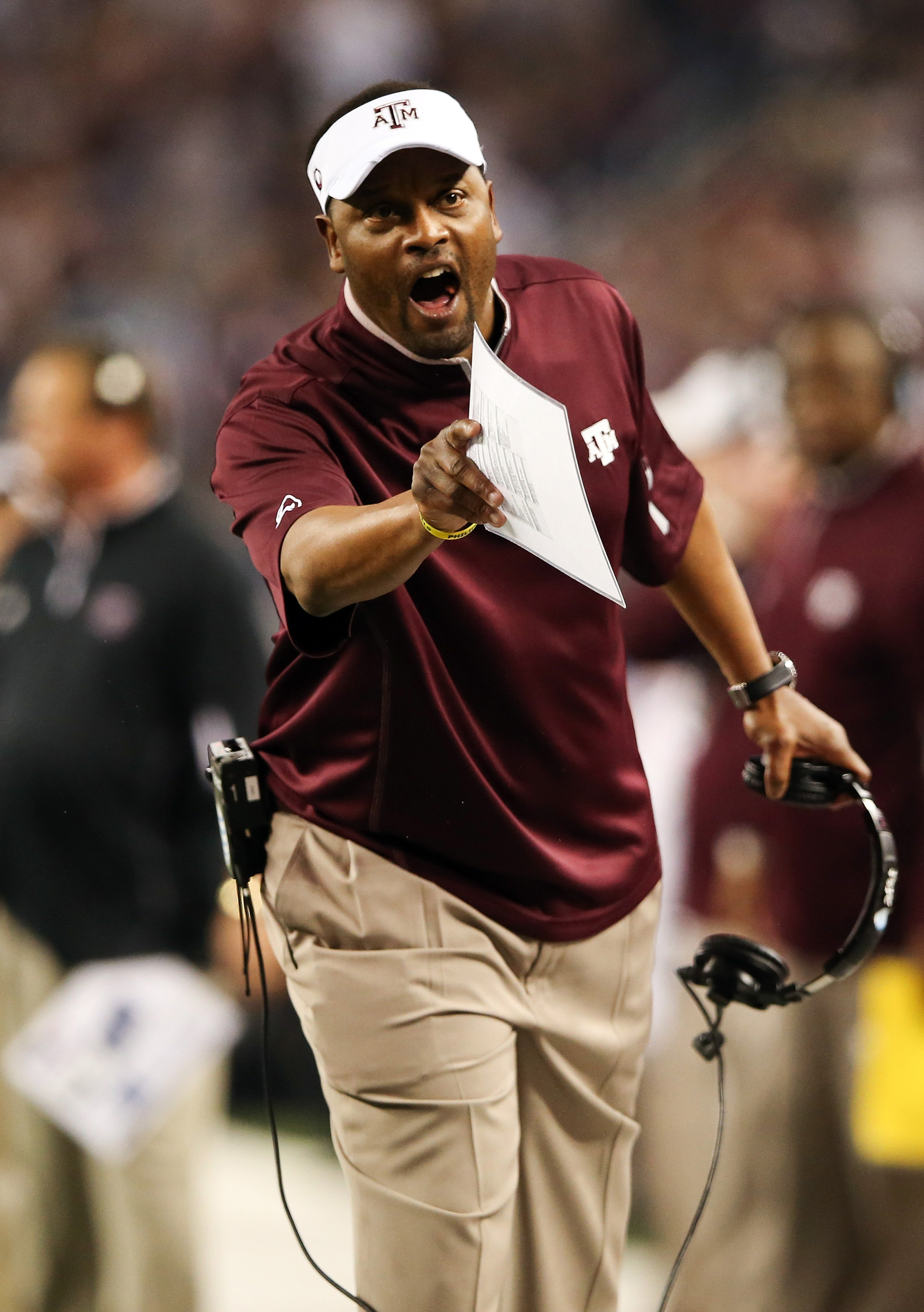Is this the next head coach of the Houston Texans?
