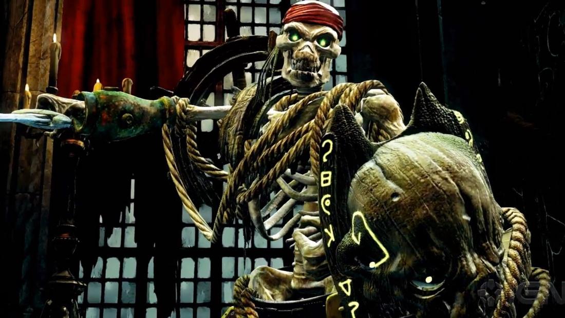 Spinal teased as Killer Instinct's latest returning fighter