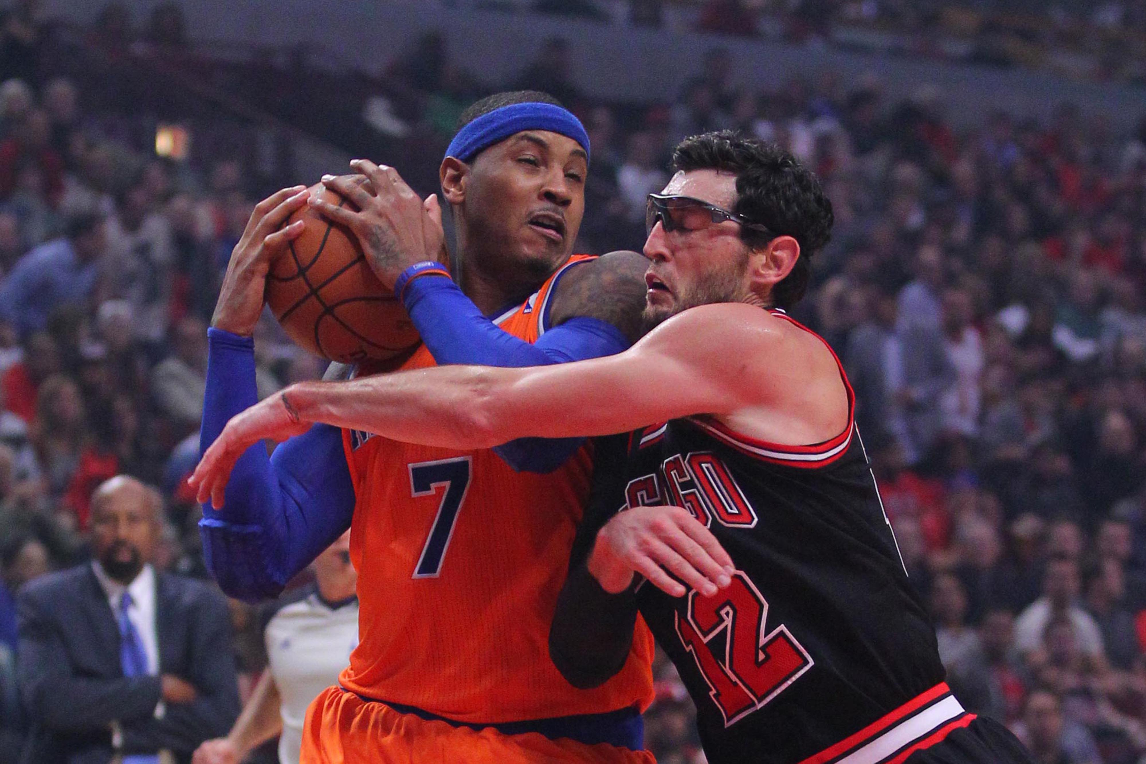 Derrick Rose leads Bulls over Knicks, 82-81