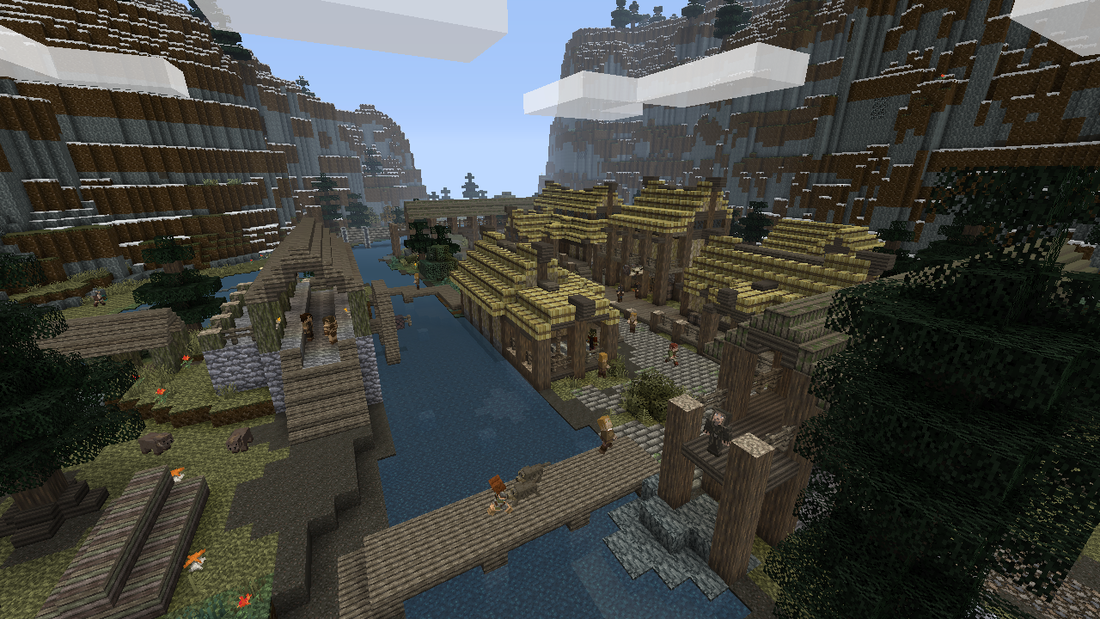 Official Skyrim content pack coming to Minecraft Xbox 360 Edition