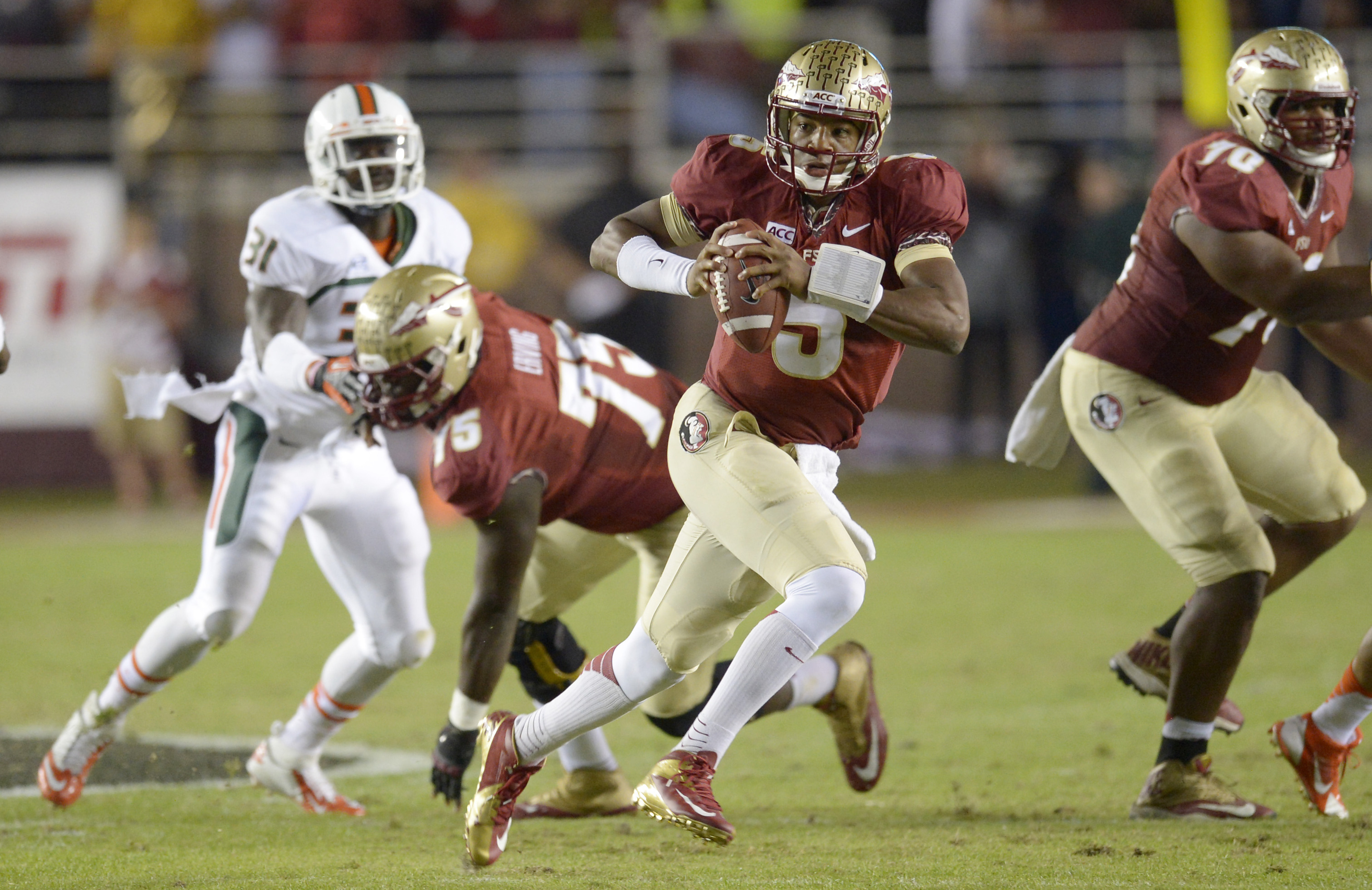 2013 BCS standings, Week 11: Florida State reclaims spot from Oregon