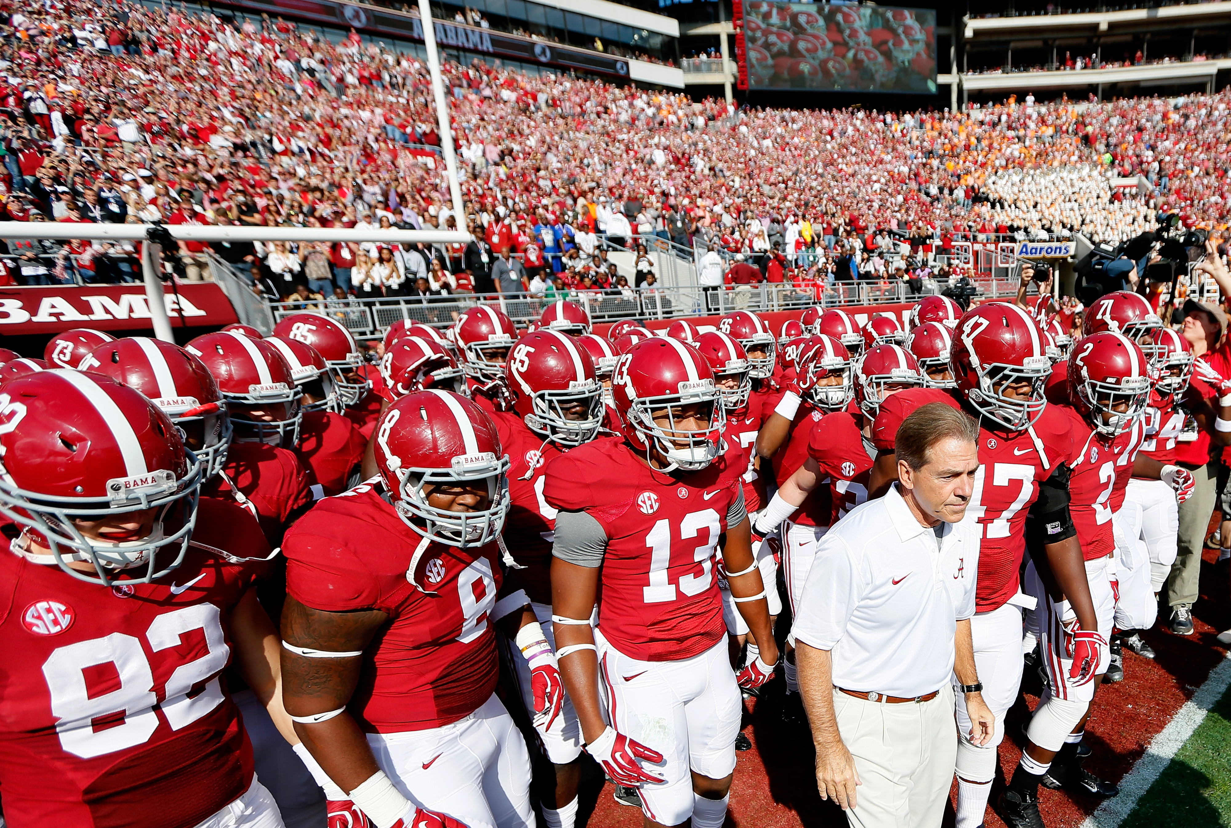 How to watch LSU vs. Alabama: Preview, TV time, odds and more