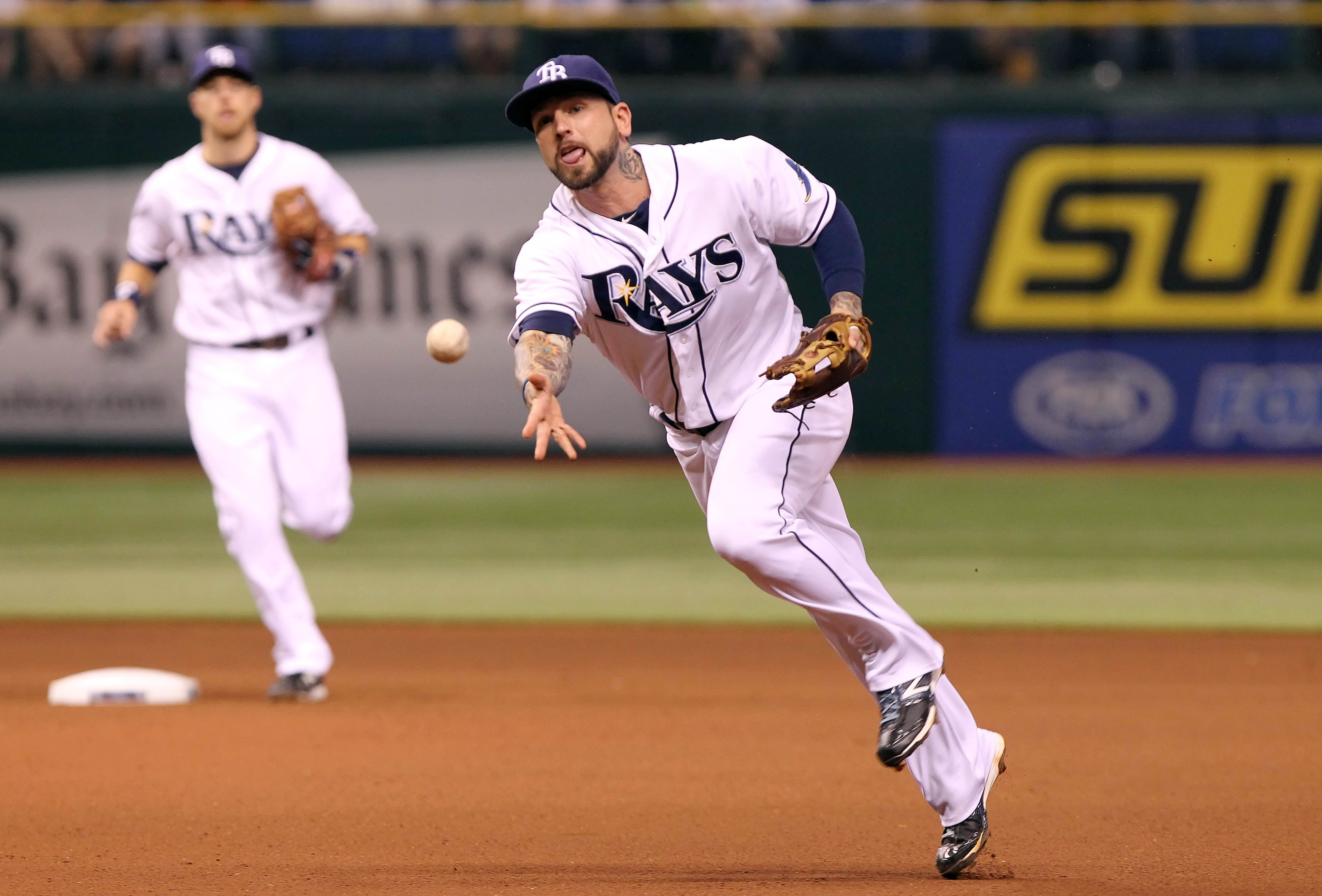 Ryan Roberts, good fielder.