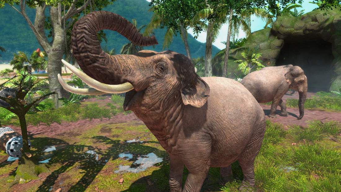 Zoo Tycoon will let you help real-life animals