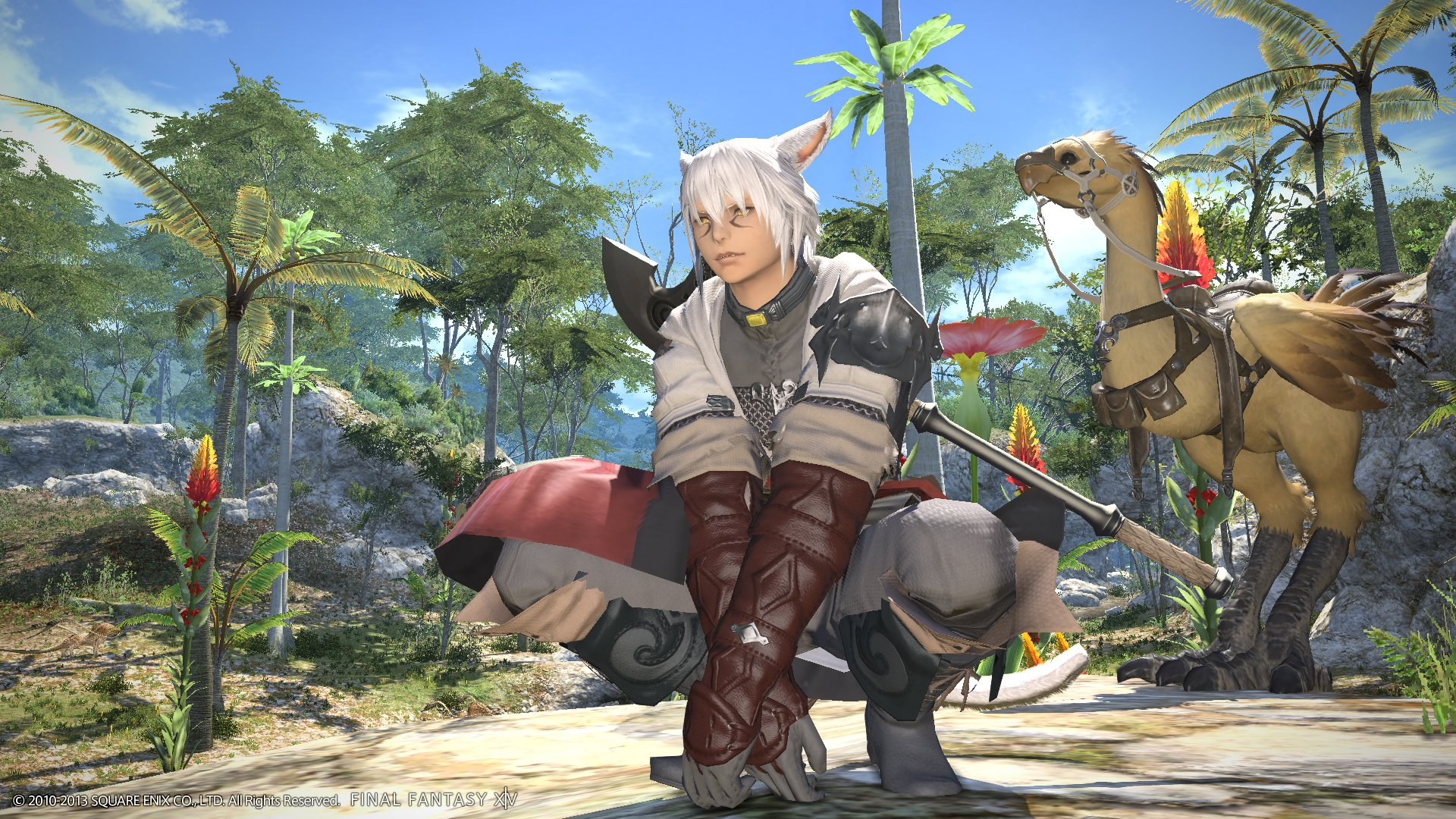 Final Fantasy 14 companion app now available on Android