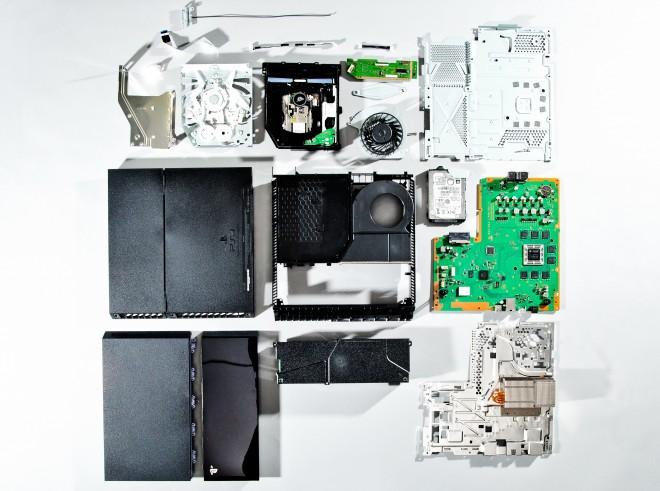 Take a peek inside the PlayStation 4