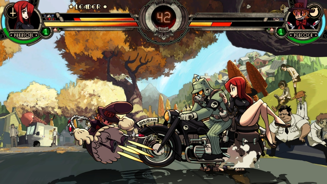 Skullgirls and Konami part ways, console patches incoming