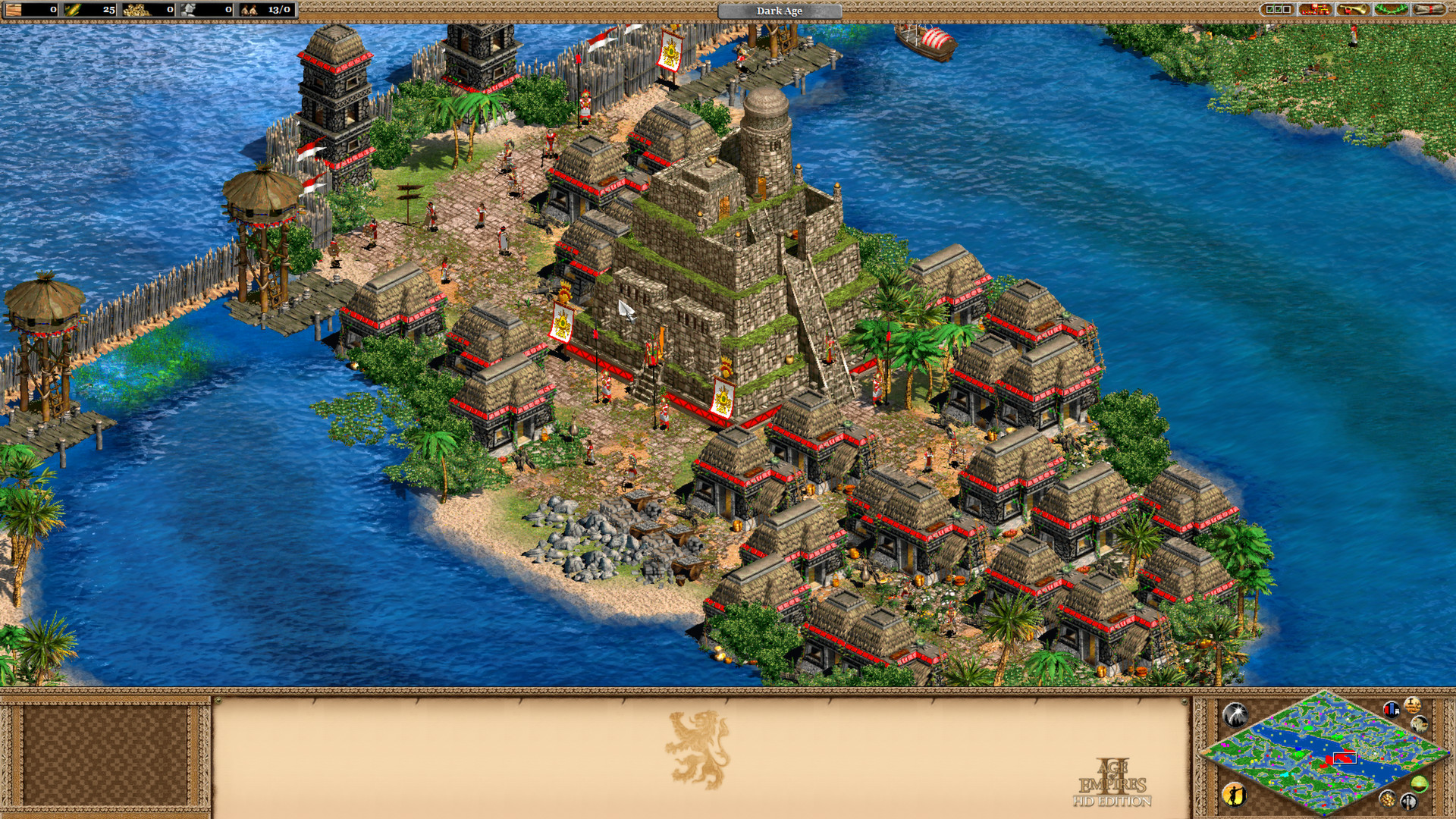 Age of Empires 2 HD receives first expansion with The Forgotten