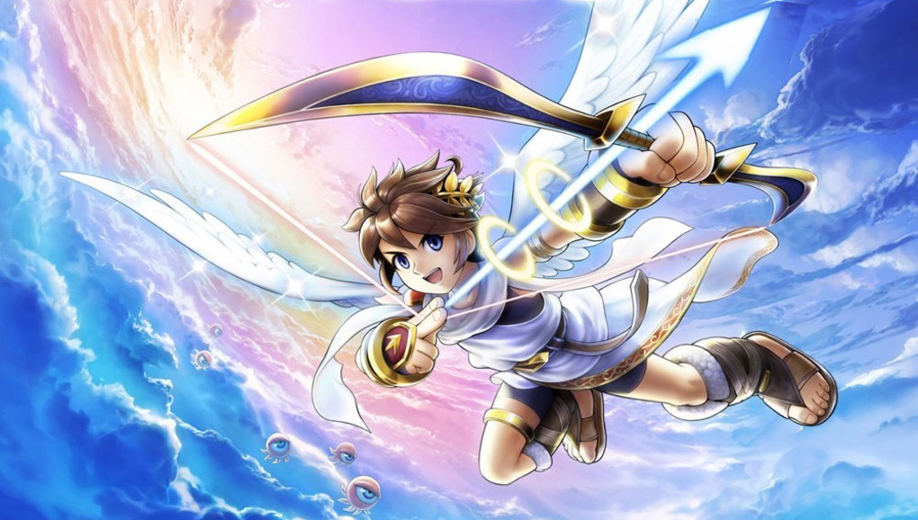 Kid Icarus: Uprising now out on Nintendo 3DS eShop